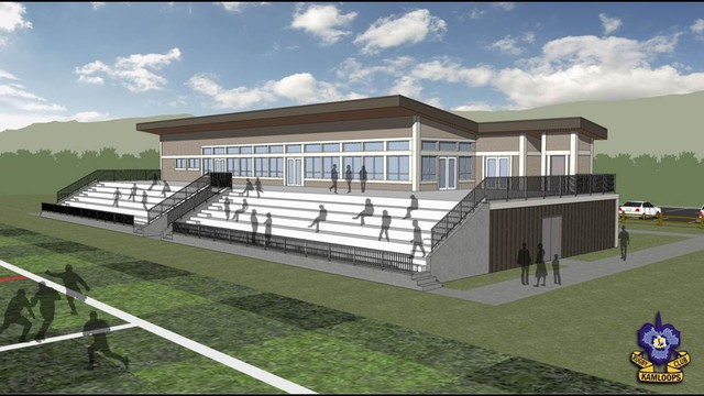 Help Raise The Roof Kamloops New Rugby Clubhouse By