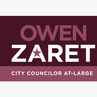 Owen Zaret for Easthampton City Councilor At-Large