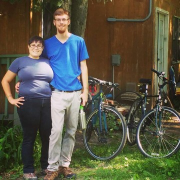 Please help the Farm Cyclers share their journey!