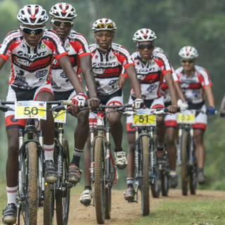 ACE Lesotho Mountain Bike Team #DreamMakers