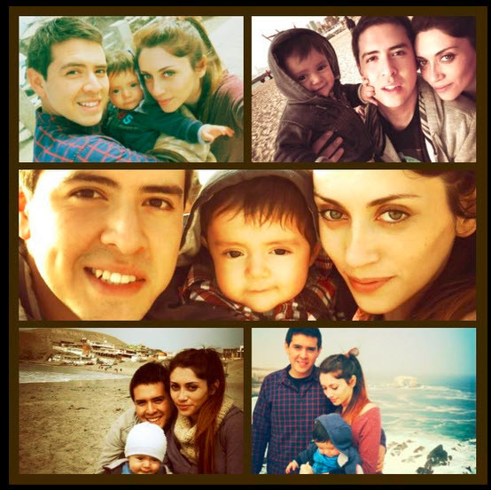 Franco & his mom & dad