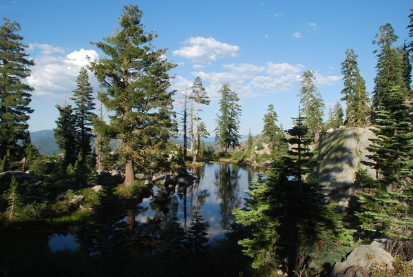 Five Lakes at Granite Chief: this pristine and peaceful wilderness is threatened by a gondola proposal