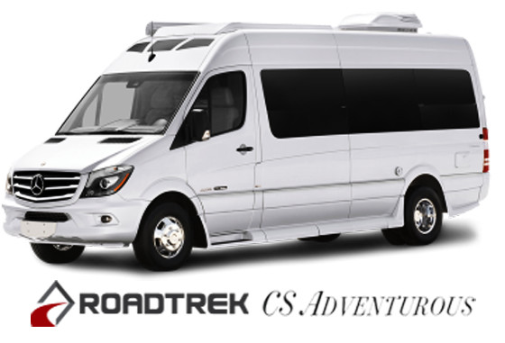 RoadTrek CS Adventurous Motorhome