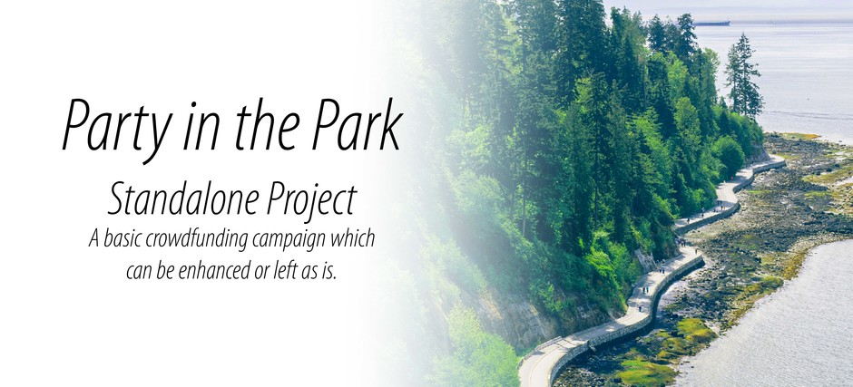 Party in the Park - Campaign Link