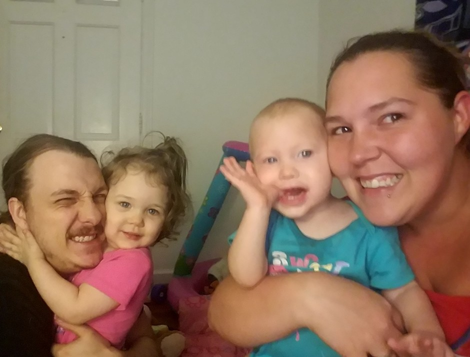 Daddy, izzy, aunt brittany and cousin
