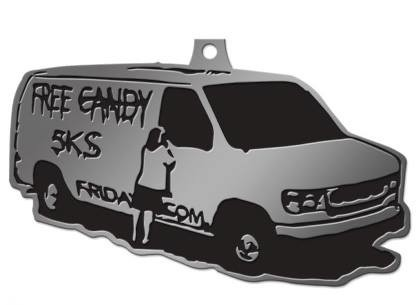 Creeper Van Medal