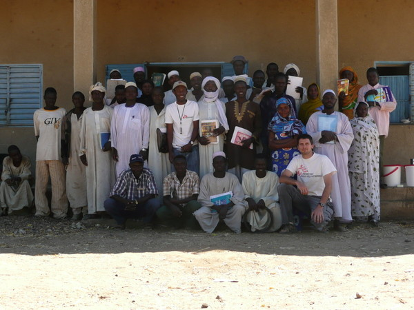 Community Hygiene Comity in Chad