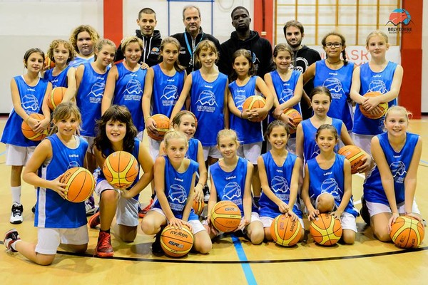 Ravina girls basket ball team