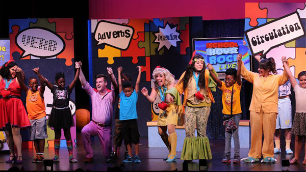 TheatreCares: Schoolhouse Rock Live! (2015)