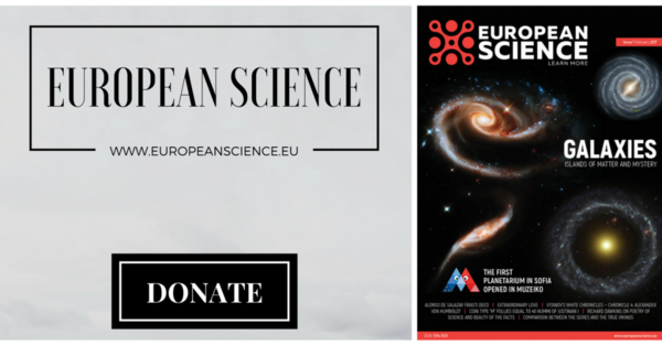 Donate for European Science
