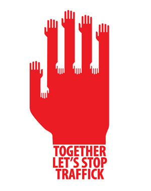 Together Let's Stop Traffick logo