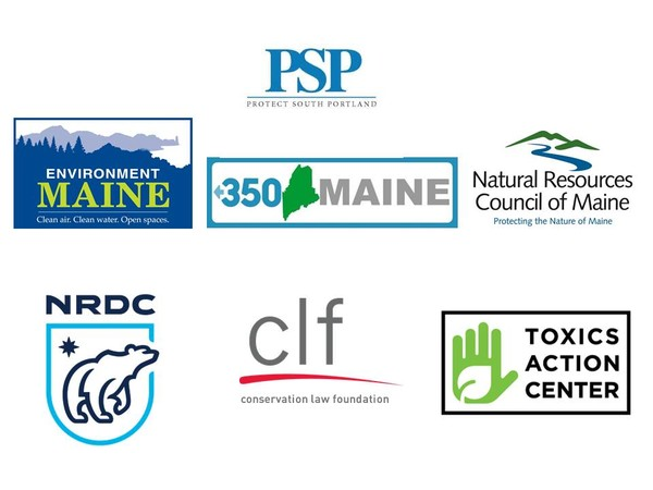 Some of the organizations that helped us protect our city