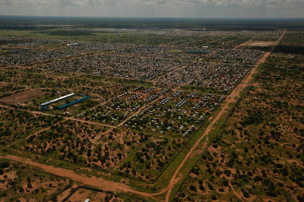 A small fraction of Dadaab in 2012